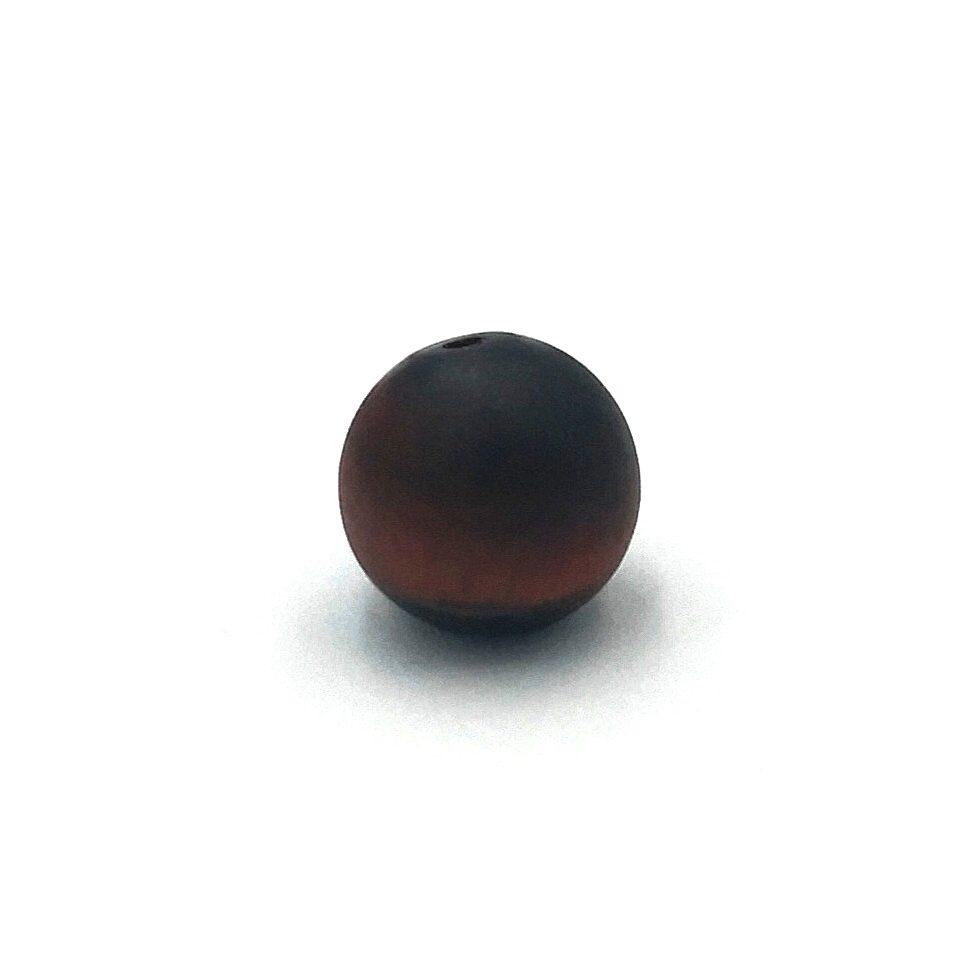 Demanic Bead Frosted Red Tiger Eye