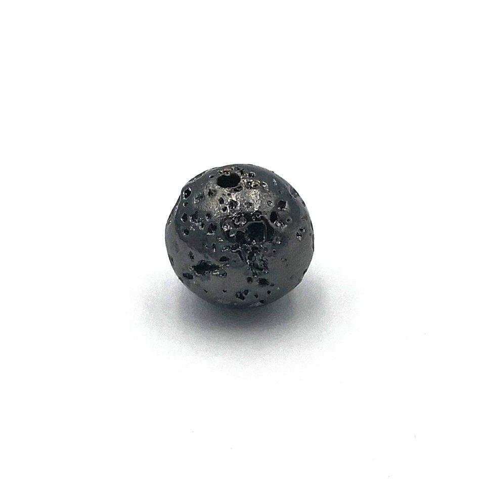 Demanic Bead Gun Black Lava Stone