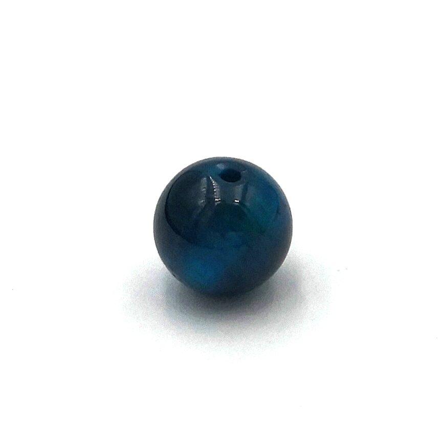 Demanic Bead Blue Zircon Tiger Eye
